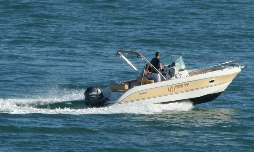 Jachthuur in Agde - Sessa Marine Key Largo 22 Deck via SamBoat