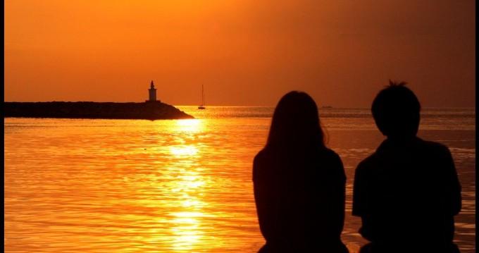 Alquiler de barcos Barcelona barato de Oceanis 411