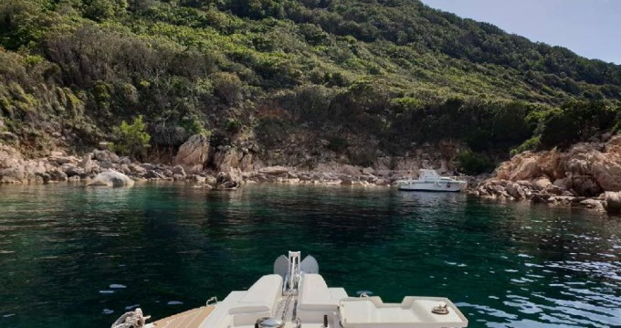 Location yacht à Propriano - Capelli Tempest 700 Sun sur SamBoat