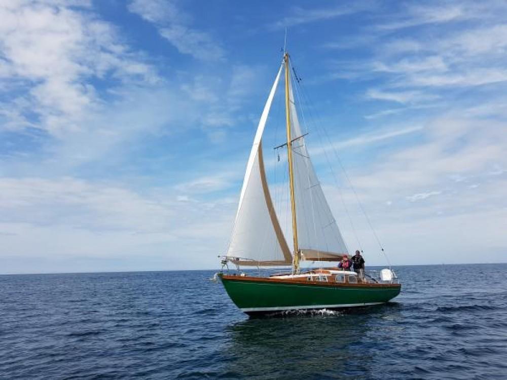 Alquiler Velero Chantier-Richard con título de navegación