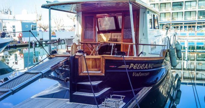 Louer Yacht avec ou sans skipper Menorquin Yachts à La Escala