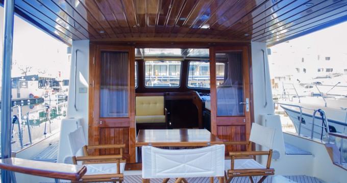 Menorquin Yachts 160 entre particuliers et professionnel à La Escala