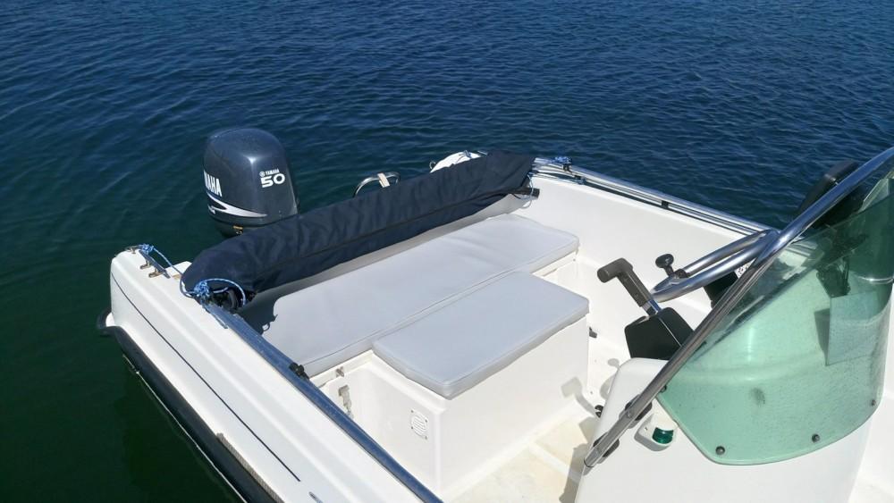 Rental Motor boat in  - Kelt Azura