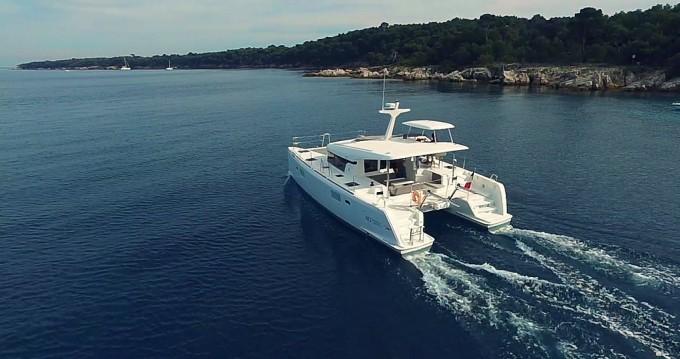 Rental yacht Cannes - Lagoon Lagoon 40 Motor Yacht on SamBoat