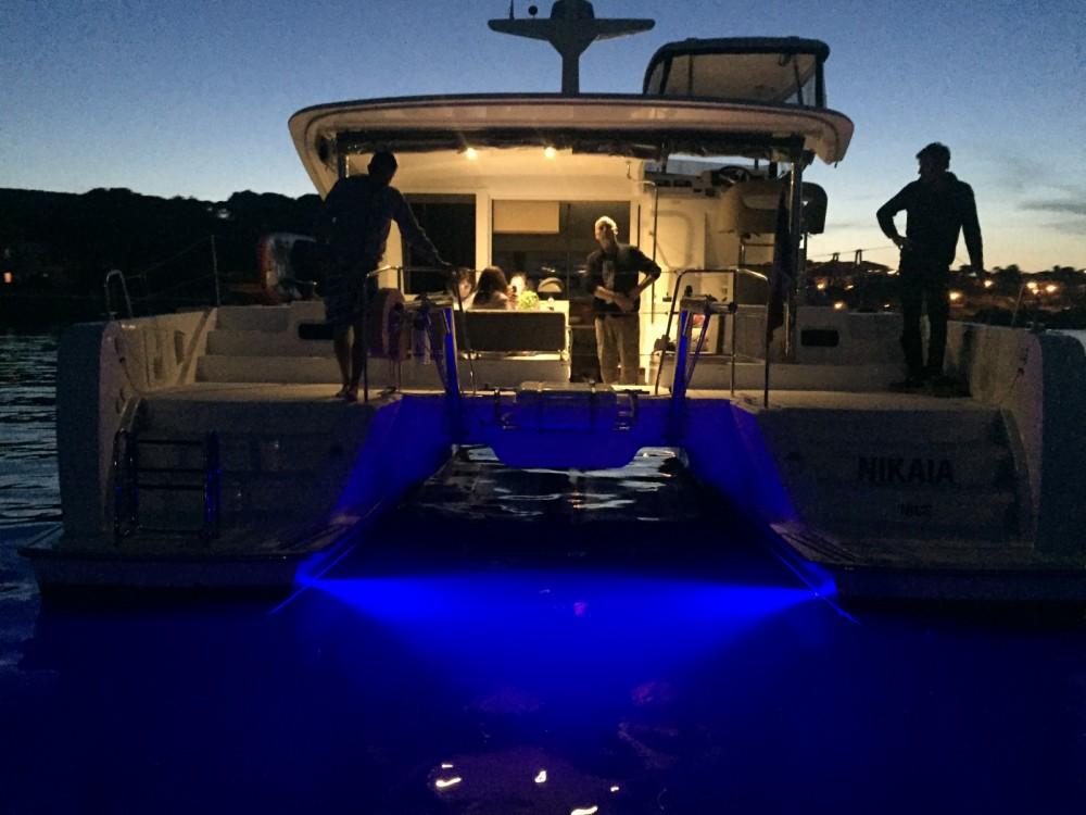 Location bateau Lagoon Lagoon 40 Motor Yacht à Cannes sur Samboat
