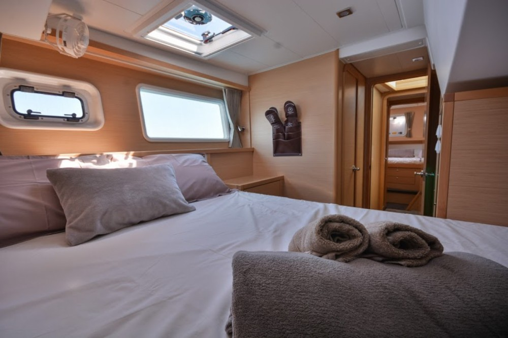 Lagoon Lagoon 40 Motor Yacht te huur van particulier of professional in Cannes