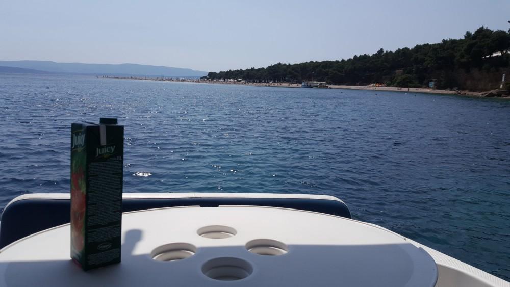 Boat rental Split cheap Ciera 285