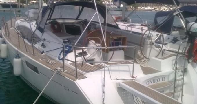Location bateau Álimos pas cher Jeanneau 53