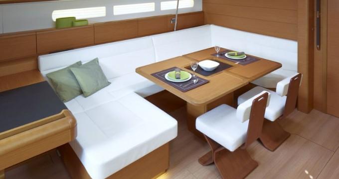 Location bateau Jeanneau Sun Odyssey 519 à Lávrio sur Samboat