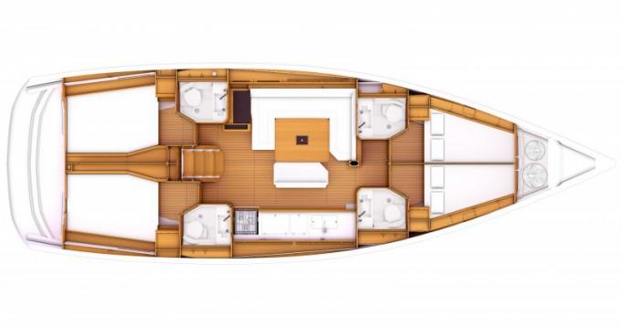 Location bateau Μαρίνα Αλίμου pas cher Sun Odyssey 479