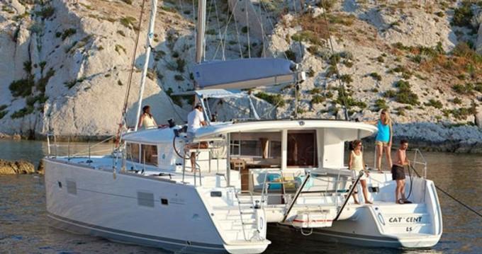 Location yacht à Volos - Lagoon Lagoon 400 S2 sur SamBoat