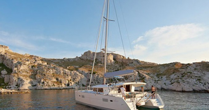 Catamaran à louer à Volos au meilleur prix