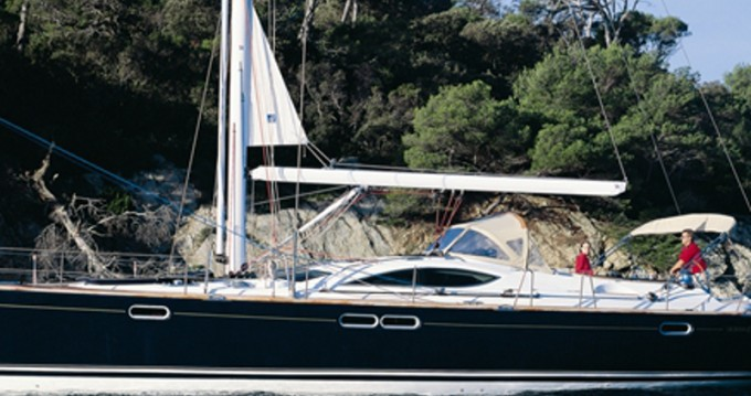 Location yacht à Álimos - Jeanneau Sun Odyssey 54 DS sur SamBoat