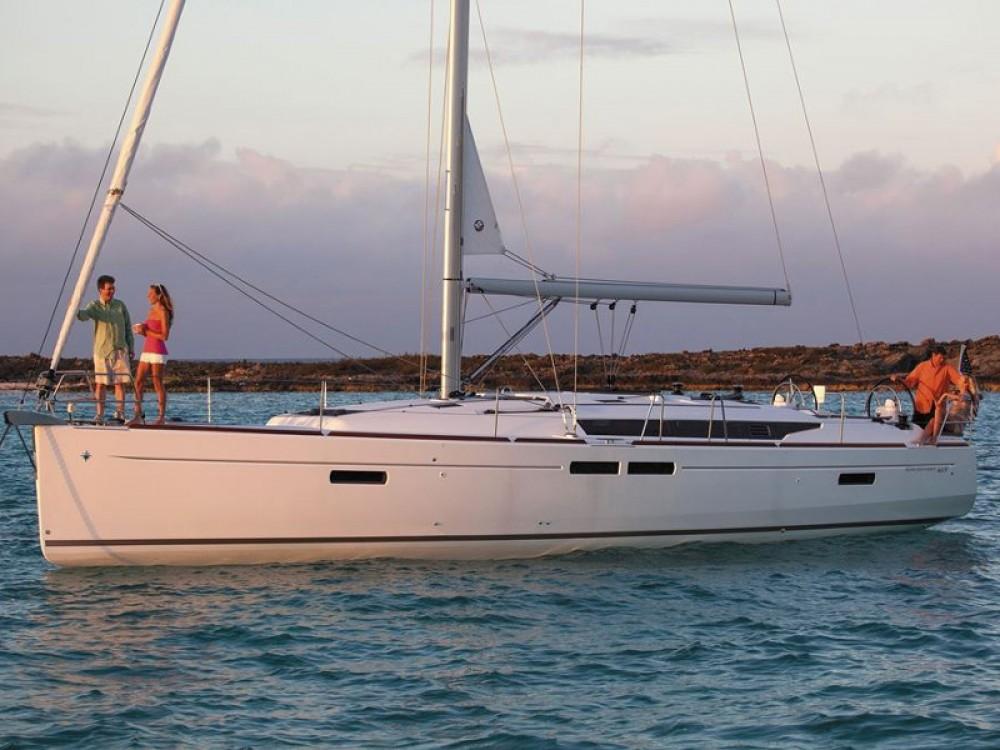 Location bateau Marina Gouvia pas cher Sun Odyssey 479