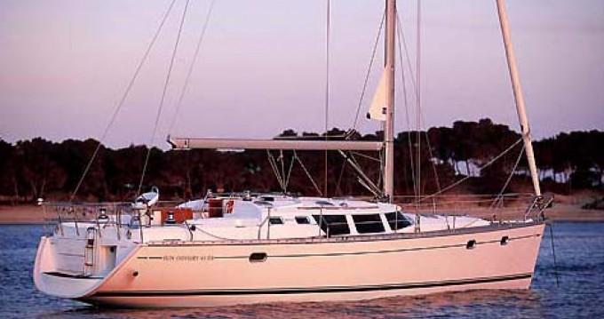 Location bateau Álimos pas cher Sun Odyssey 43DS