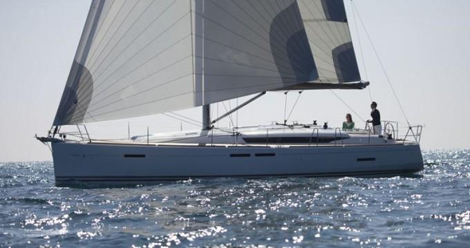 Jeanneau Sun Odyssey 449 entre particuliers et professionnel à Kos