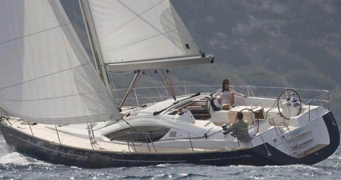 Location bateau Leucade pas cher Sun Odyssey 50 DS