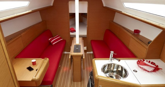 Location yacht à Μαρίνα Αλίμου - Jeanneau Sun Odyssey 33i sur SamBoat