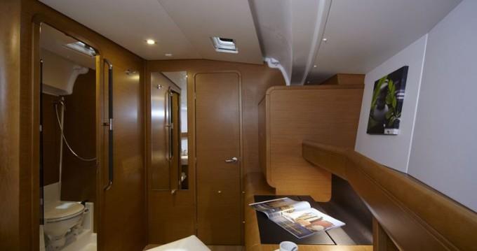 Location bateau Jeanneau Sun Odyssey 449 à Rhodes sur Samboat