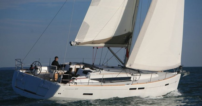 Location yacht à Lávrio - Jeanneau Sun Odyssey 439 sur SamBoat