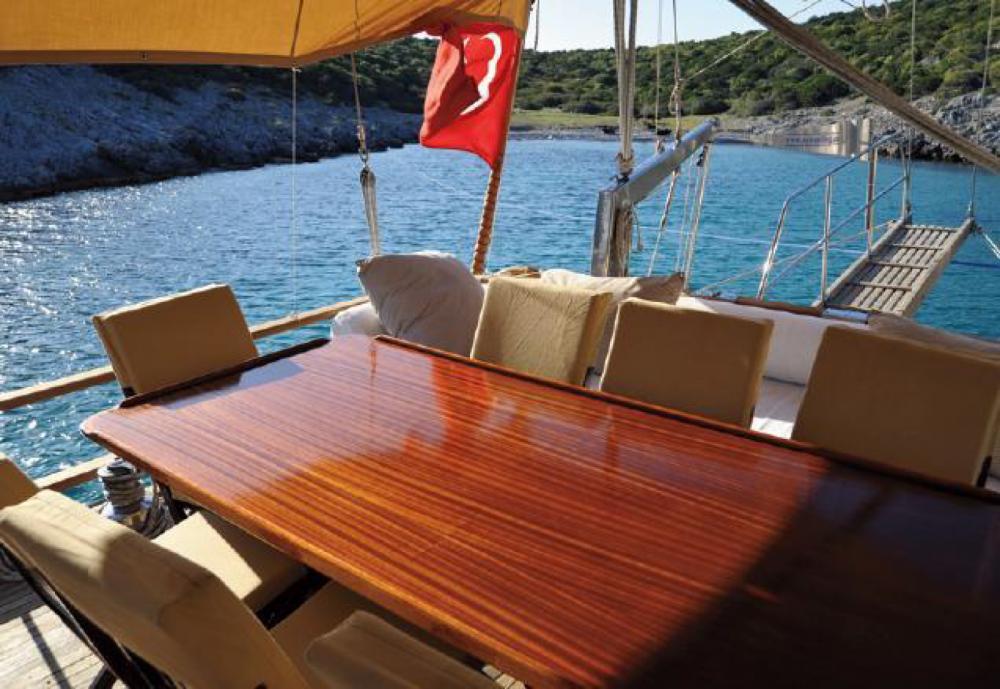 Location bateau Bodrum pas cher Bodrum Gulet