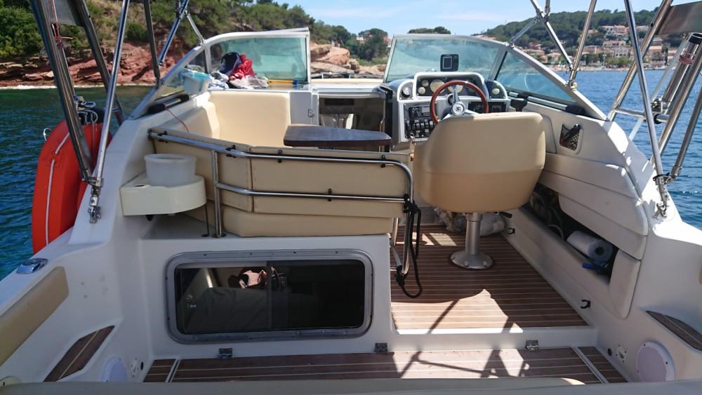 Location yacht à Saint-Mandrier-sur-Mer - Doral PRESTANCIA 255 MC sur SamBoat