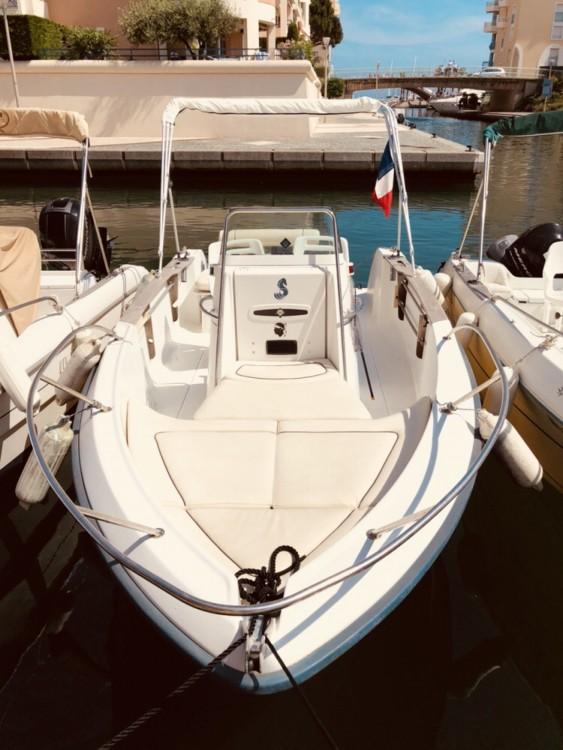 Location bateau Bénéteau Open à Fréjus sur Samboat