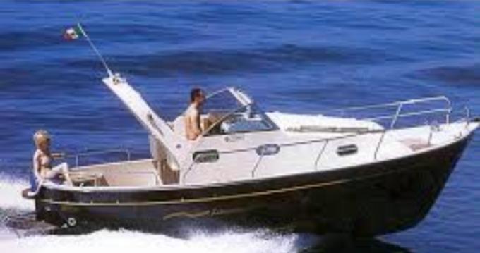 Location bateau Monte di Procida pas cher Mimí libeccio 25