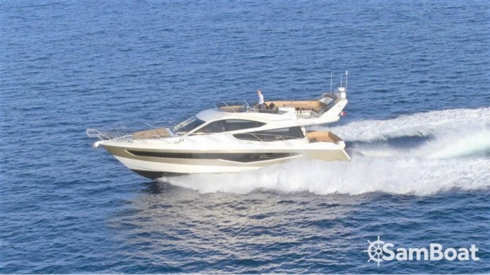 Location bateau Saint-Raphaël pas cher Galeon 550 Fly
