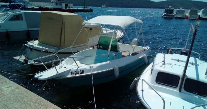 Verhuur Motorboot in Šibenik - Elan Elan 17 CC
