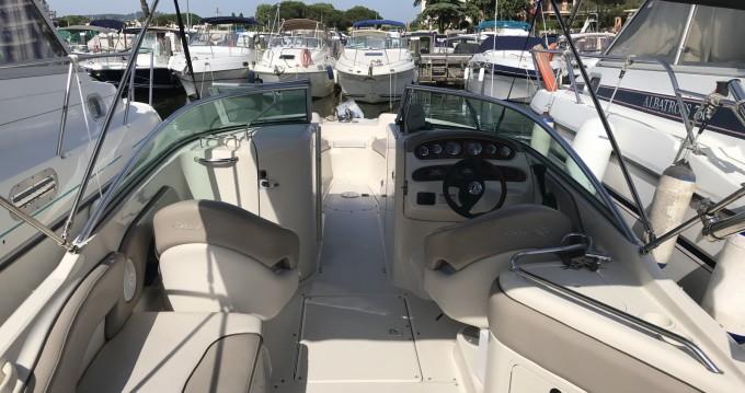 Noleggio Barca a motore Sea Ray con un permesso di