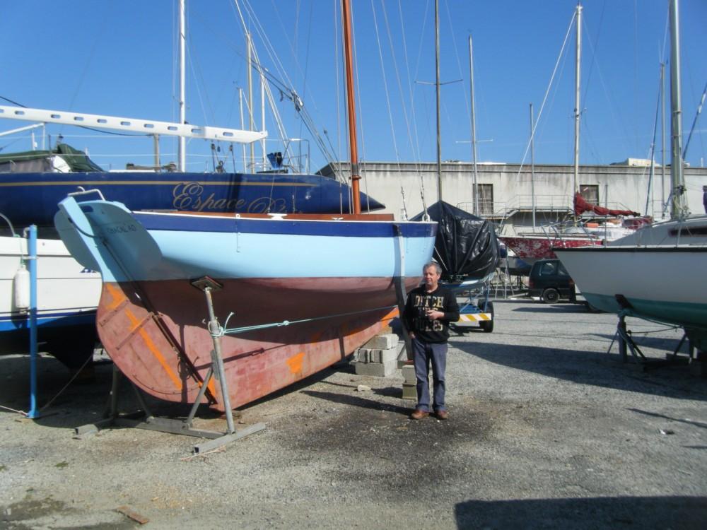 Location bateau Chantier De L'Enfer Voilier traditionnel bois côtier à Paimpol sur Samboat