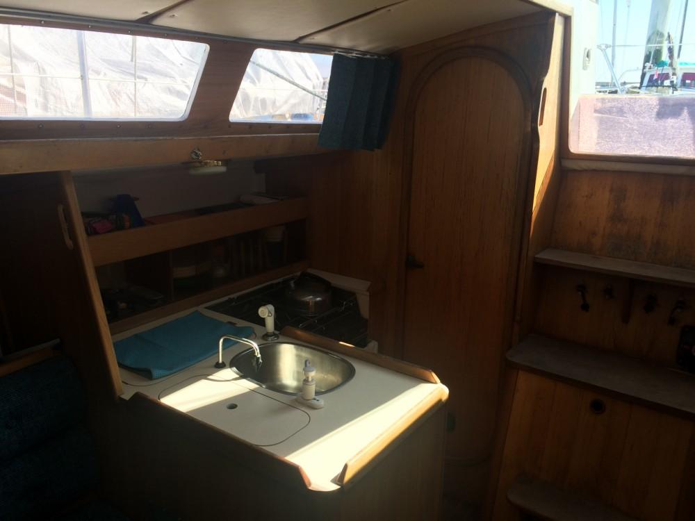 Location bateau Lannilis pas cher Feeling 920
