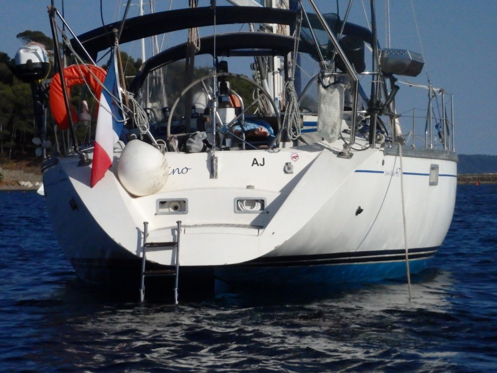 Location bateau Jeanneau Sun Kiss 47 à Bonifacio sur Samboat