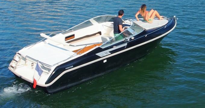 Location bateau Cranchi Derby 700 à Marseillan sur Samboat