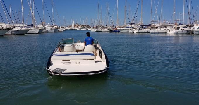Louez un Rinker 212 CAPTATIVA à Puerto Deportivo Marina del Cantábrico