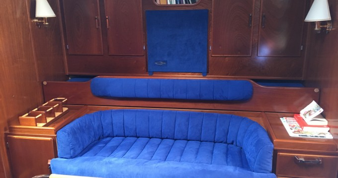 Location yacht à Les Minimes - Amel Super Maramu 2000 sur SamBoat
