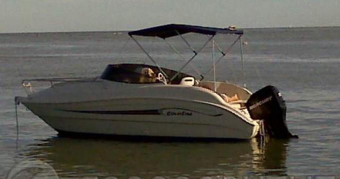 Location bateau Marseille pas cher 580 Cabin