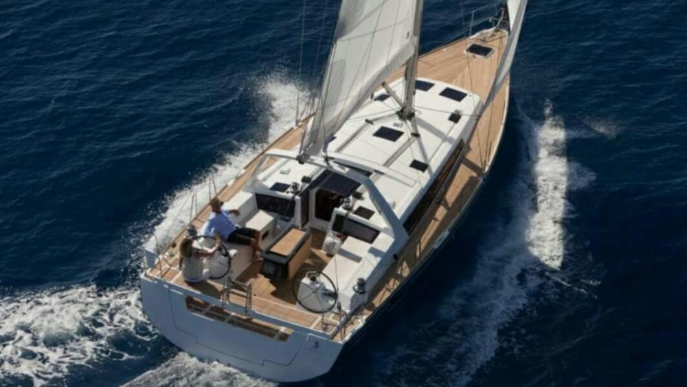 Location bateau Bénéteau Oceanis 48 à Nice sur Samboat