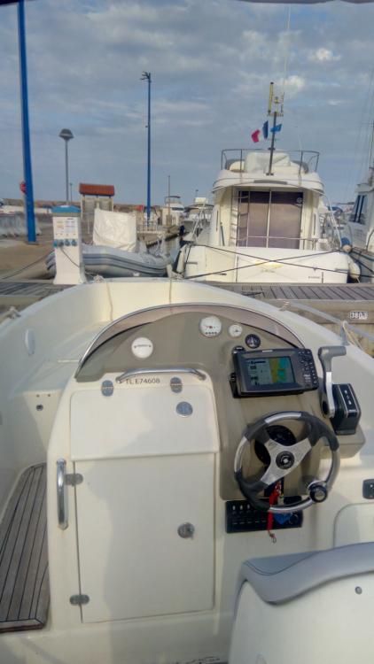 Motorboot mieten in Hyères - Clear ARIES 615 OPEN