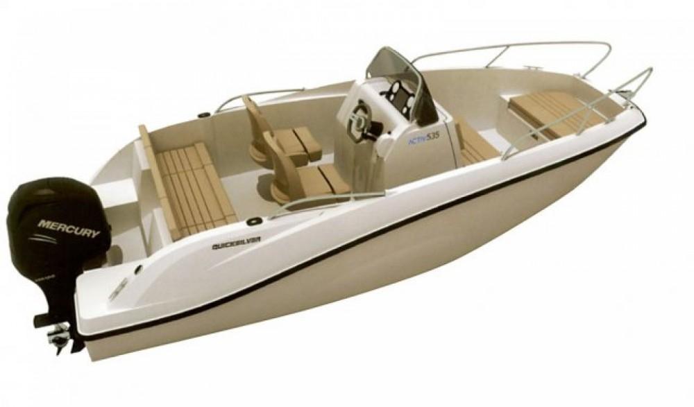 Location yacht à Arcachon - Quicksilver Quicksilver 535 Open sur SamBoat