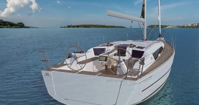 Location bateau Trogir pas cher Dufour 360 Grand Large