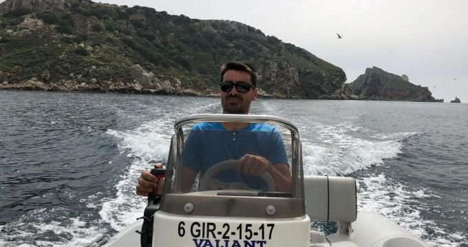Alquiler de barcos Torroella de Montgrí barato de 450-R
