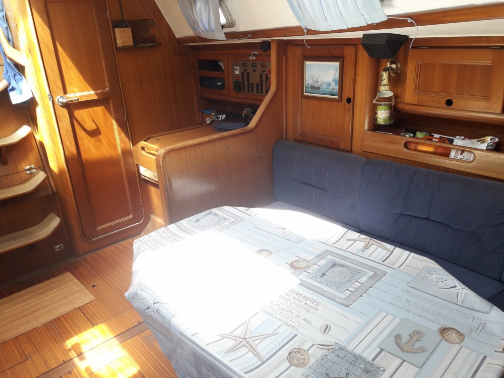Sailboat for rent Marina di Grosseto at the best price