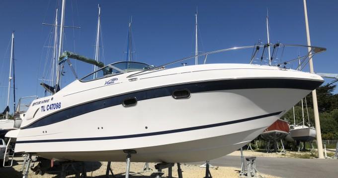 Location yacht à Arzon - Four Winns Vista 268 sur SamBoat