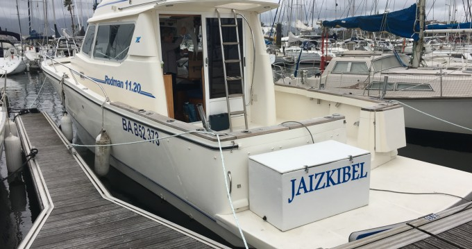 Location yacht à Hendaye - Rodman 11,20 sur SamBoat