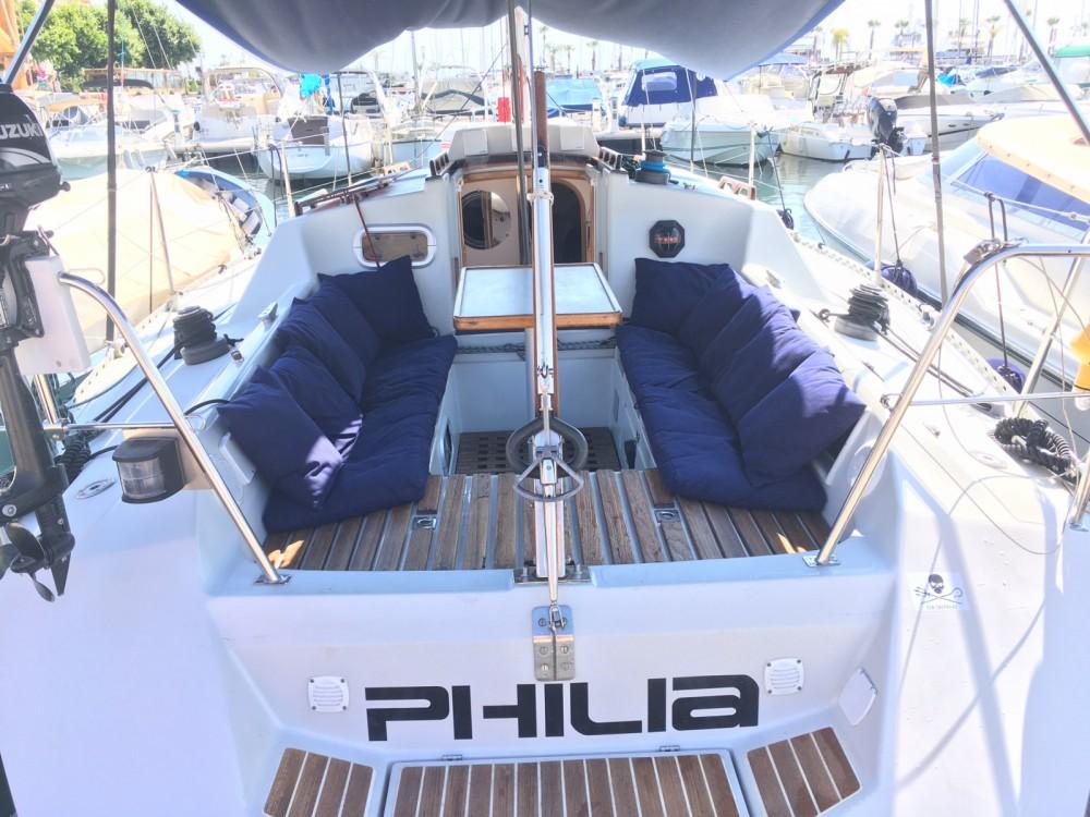 Rental Sailboat in Cannes - Kirie Feeling 326