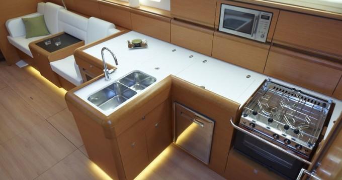 Location bateau Jeanneau Sun Odyssey 519 à Álimos sur Samboat