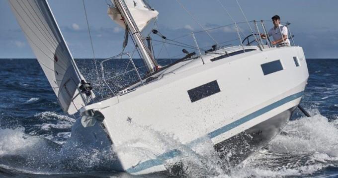 Location yacht à Lefkada (Île) - Jeanneau Sun Odyssey 440 sur SamBoat