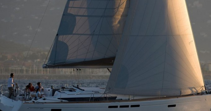 Location yacht à Kavala - Jeanneau Sun Odyssey 509 sur SamBoat